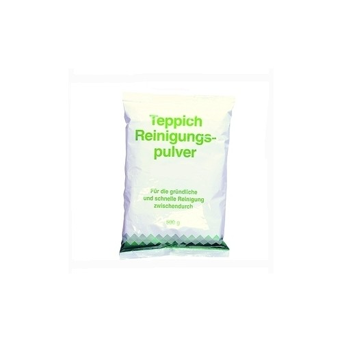 Reinigungspulver Teppich Pulver 500 Gramm kaufen bei Hoodde